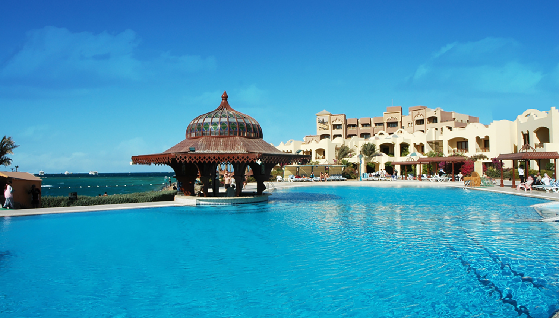 Sunny Days Palma De Mirette hotell (Hurghada, Egiptus)
