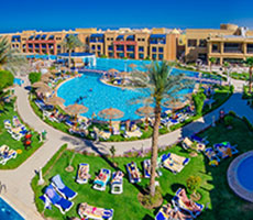 Egiptus, Hurghada, Titanic Palace, 5*
