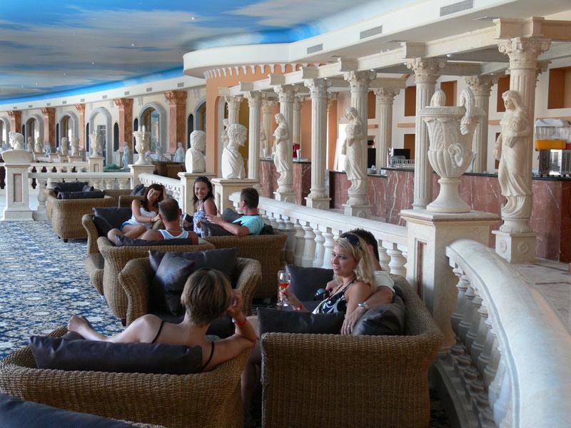 Titanic Palace Гостиница (Хургада, Египет)