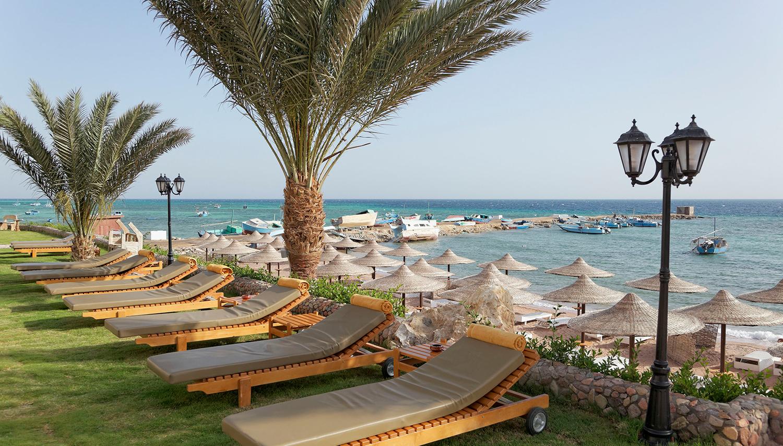The Three Corners Royal Star hotell (Hurghada, Egiptus)