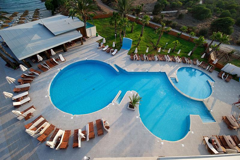 Adams Beach hotell (Larnaca, Küpros)