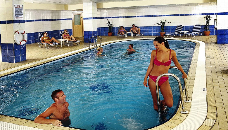 Anmaria Beach hotell (Larnaca, Küpros)
