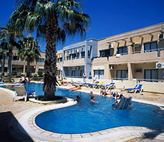 Anthea Apartments hotell (Larnaca, Küpros)