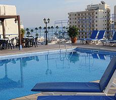 Atrium Zenon Apartments hotell (Larnaca, Küpros)