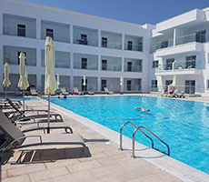 Evabelle Napa Apartments hotell (Larnaca, Küpros)