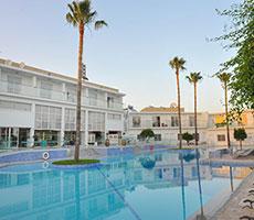 Fedrania Gardens hotell (Larnaca, Küpros)