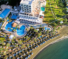 Golden Bay Beach hotell (Larnaca, Küpros)