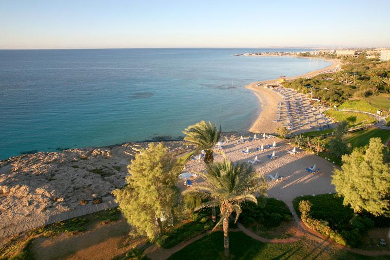Grecian Sands hotell (Larnaca, Küpros)