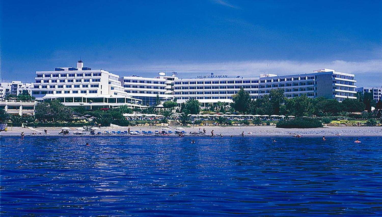 Mediterranean Beach hotell (Larnaca, Küpros)
