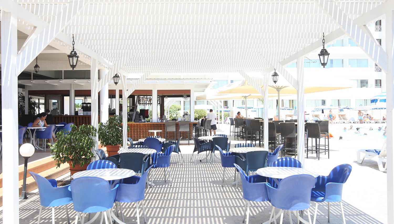 Odessa Beach hotell (Larnaca, Küpros)