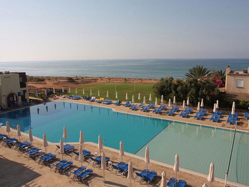 Panas Holiday Village hotell (Larnaca, Küpros)