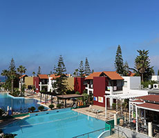 Panthea Holiday Village hotell (Larnaca, Küpros)