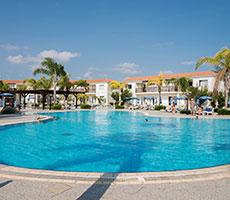 Tsokkos Paradise Village hotell (Larnaca, Küpros)