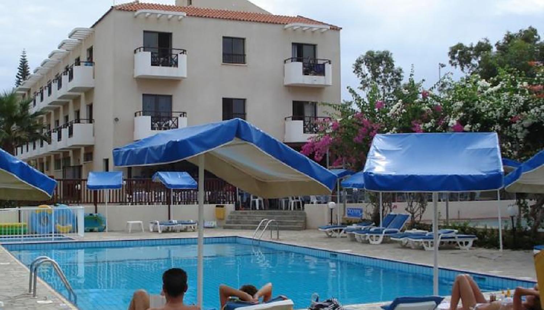 Harrys hotell (Larnaca, Küpros)