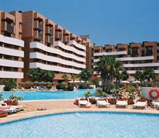 Arena Center Aparthotel viesnīca (Almeria, Spānija)