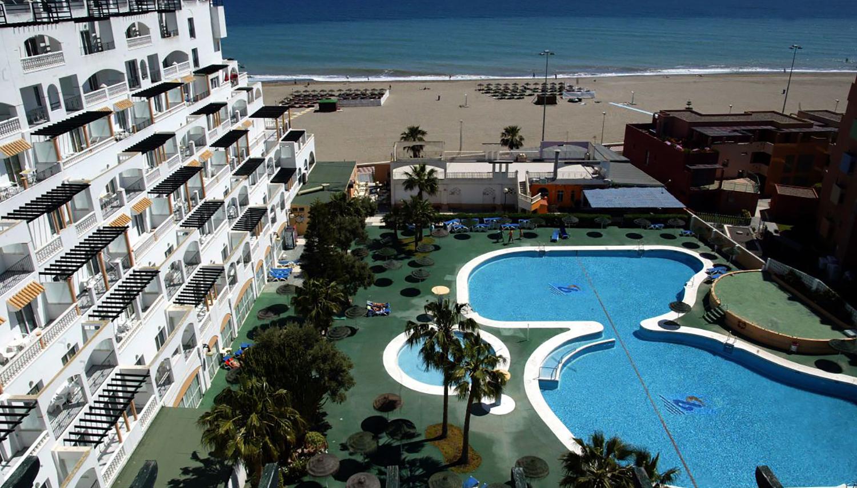 Bahia Serena Aparthotel viesnīca (Almeria, Spānija)