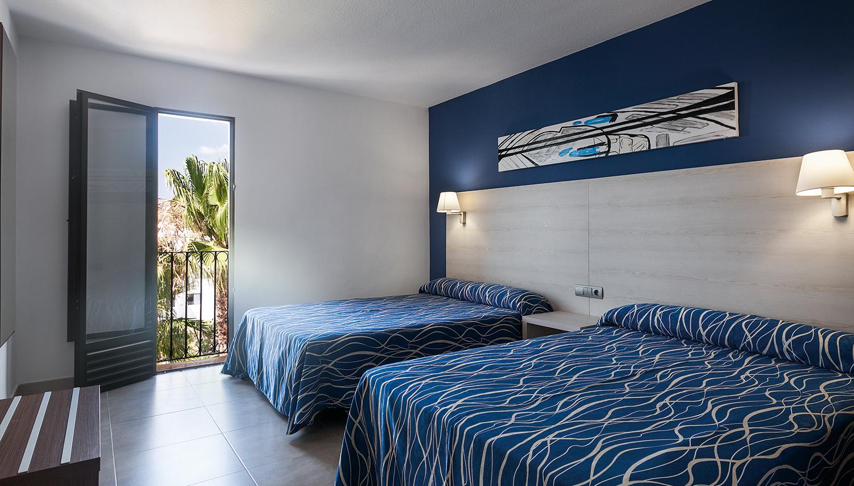 Best Pueblo Indalo apartemendid hotell (Almeria, Hispaania)