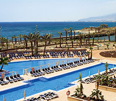 Cabogatamar Garden Hotel & Spa viešbutis (Almerija, Ispanija)