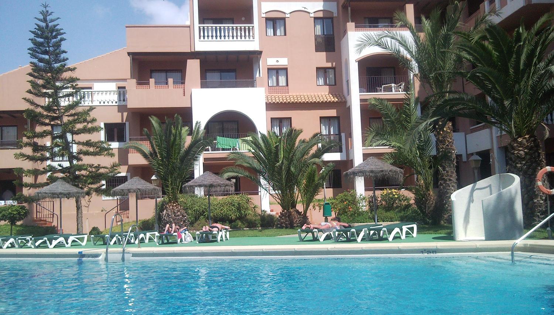 Estrella de Mar apartemendid hotell (Almeria, Hispaania)