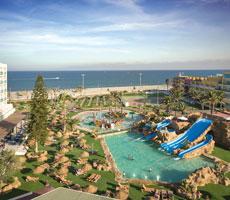 Evenia Zoraida Resort viešbutis (Almerija, Ispanija)