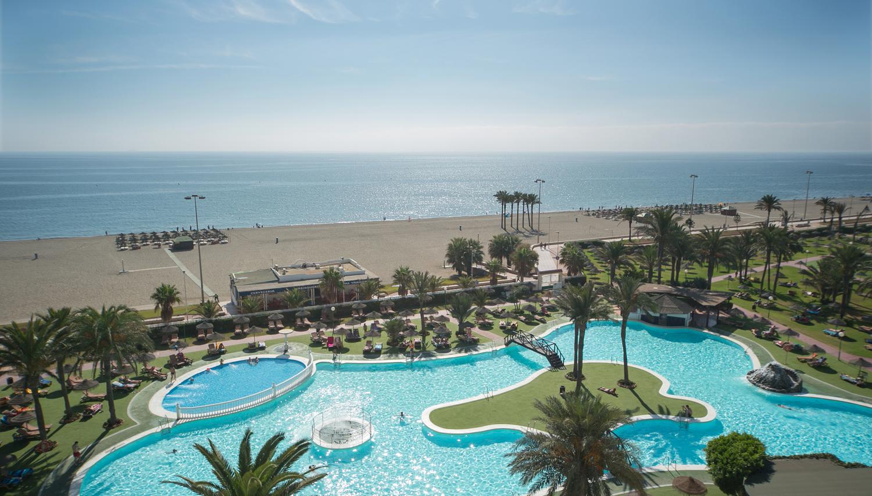 Evenia Zoraida Resort viesnīca (Almeria, Spānija)