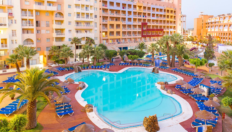 Fenix Family viesnīca (Almeria, Spānija)