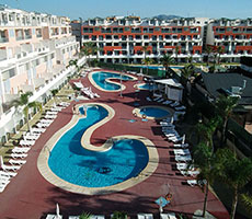 Hispaania, Almeria, Marina Rey Apartamentos, 3*