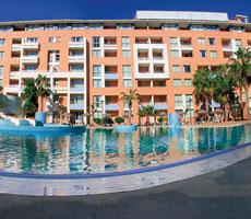 Neptuno Aparthotel viesnīca (Almeria, Spānija)