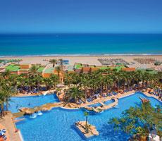 Playacapricho viešbutis (Almerija, Ispanija)