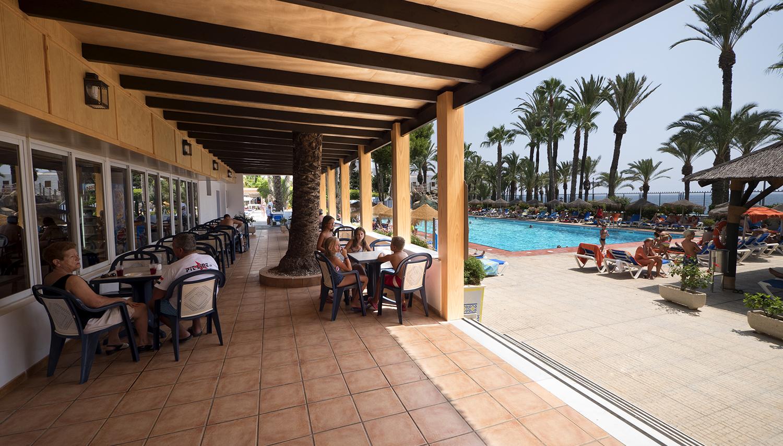 Playadulce viesnīca (Almeria, Spānija)