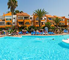 Playalinda viešbutis (Almerija, Ispanija)