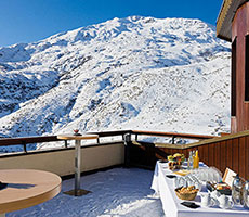 Les Bruyeres viešbutis (Lionas, slidinėjimas Prancūzijoje, Prancūzija)