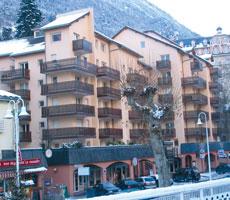 Residence Eureca viešbutis (Lionas, slidinėjimas Prancūzijoje, Prancūzija)