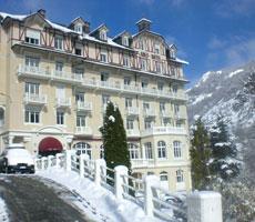Golf Hotel viešbutis (Lionas, slidinėjimas Prancūzijoje, Prancūzija)