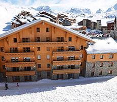 Residence Le Sun Valley viešbutis (Lionas, slidinėjimas Prancūzijoje, Prancūzija)