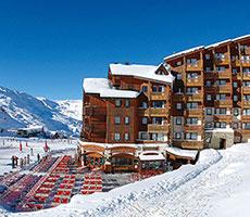 Residences Village Montana viešbutis (Lionas, slidinėjimas Prancūzijoje, Prancūzija)