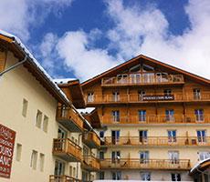 Residence L'Ours Blanc (Les 2 Alpes) viešbutis (Lionas, slidinėjimas Prancūzijoje, Prancūzija)