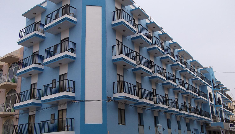 Euroclub hotell (Valletta, Malta)