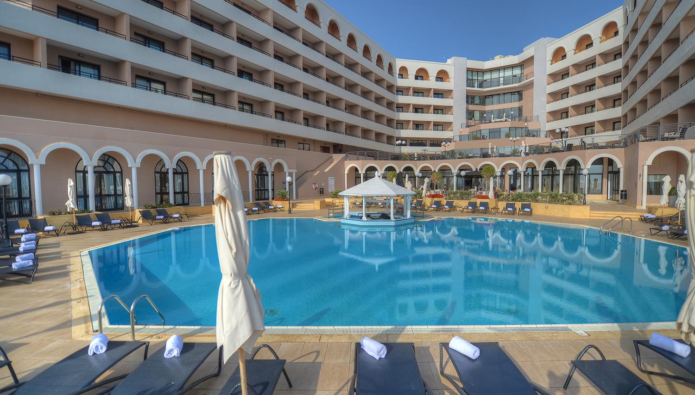 Radisson Blue Resort Malta St. Julian's hotell (Valletta, Malta)