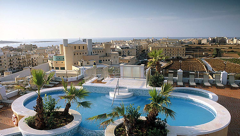 Sunflower hotell (Valletta, Malta)