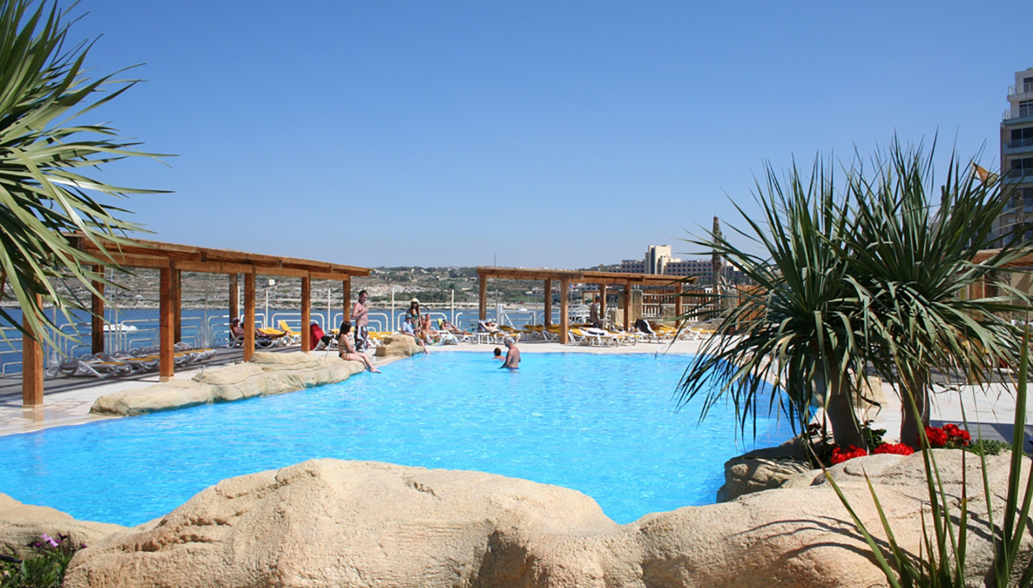 Sunny Coast Resort & Spa hotell (Valletta, Malta)