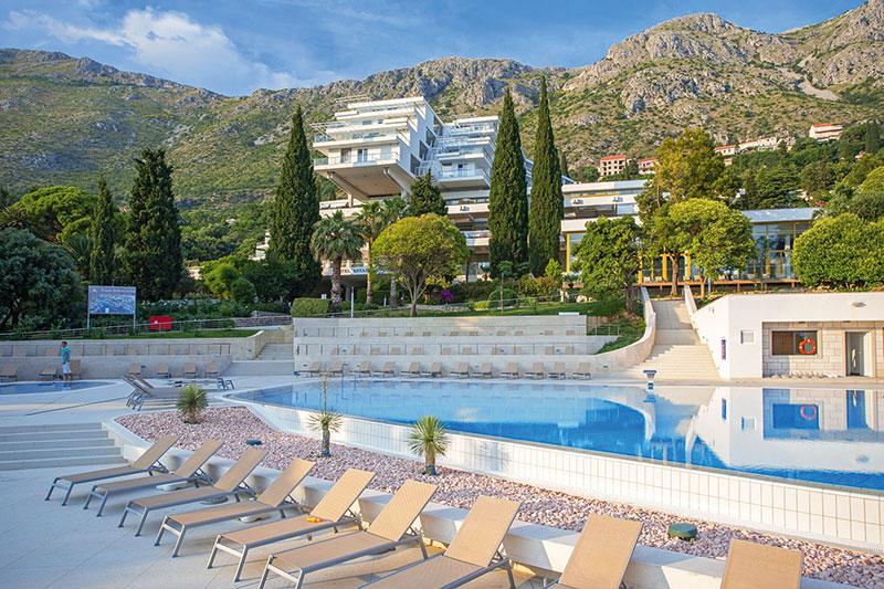 Astarea hotell (Dubrovnik, Horvaatia)