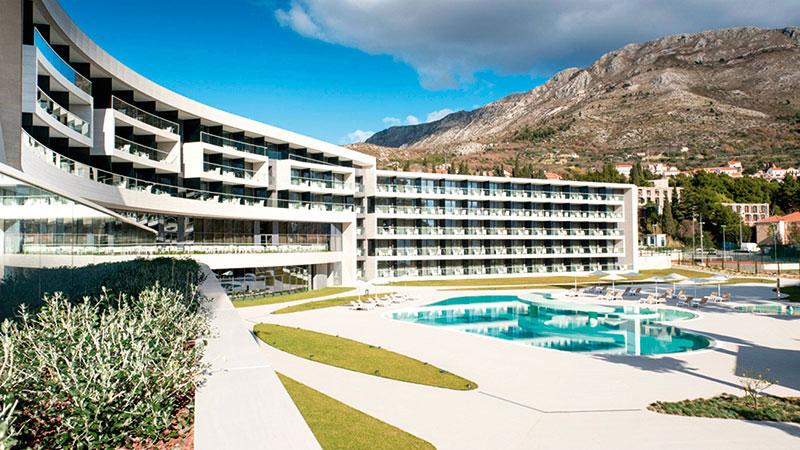 Sheraton Dubrovnik Riviera hotell (Dubrovnik, Horvaatia)