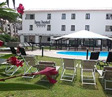 BNS Hotel Francisco hotell (Napoli, Itaalia)