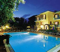 Cleopatra viešbutis (Kampanija, Italija)