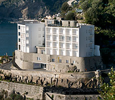 Club Due Torri apartamentai viešbutis (Kampanija, Italija)