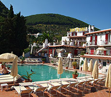 Don Pedro hotell (Napoli, Itaalia)