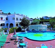 Galidon Terme viešbutis (Kampanija, Italija)