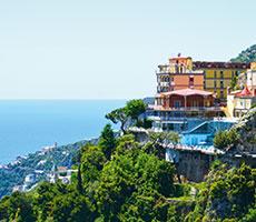 Grand Hotel Excelsior viešbutis (Kampanija, Italija)