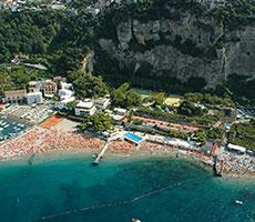 Le Axidie Hotel & Resort viešbutis (Kampanija, Italija)